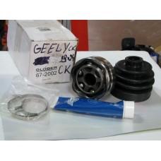 Комплект ШРУС наружный (24x23) (пр-во GLOBER) GEELY CK, 67-2002, 672002