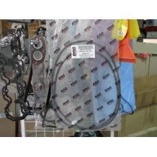 Трос привода спидометра (Без тахогр. 2200 мм ( 2-е закрутки) (BSG)
