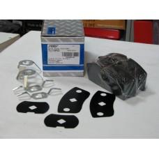 Колодки тормозные передние под ABS (пр-во RIDER) Geely CK, 3501190005