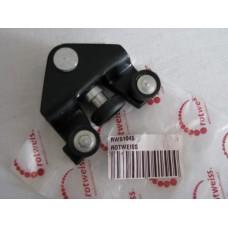Ролик двери боковой нижний (ROTWEISS) Renault Trafic/Opel Vivaro 01- , 7700312012J