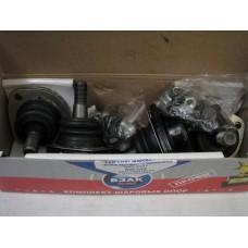 Опора шаровая ВАЗ 2101-07 комплект «БЗАК-Профи» (4 опоры, крепёж + смазка), 906-522