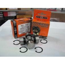 Крестовина карданного вала масленка+стоп. кольца ВАЗ 2101-07 (Триал-Спорт)