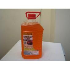 Омыватель стекла зимний -20 STANDARD Orange оранж. (канистра 4л) <ДК>