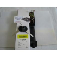 Ручка передней двери левая L с ключами (пр-во Glober) CHERY AMULET, VW Passat B3.B4, 91-, A15-6105170-DQ, A156105170DQ