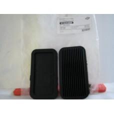 Накладка резиновая педали газа (пр-во AT) ВАЗ 2108-21099, 2114-2115, ЗАЗ 1102 Таврия