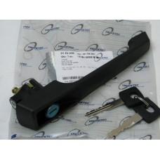 Ручка дверная наружная левая-правая с ключем (пр-во TRUCKTEC AUTOMOTIVE) Mercedes T2, REX 609
