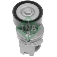 Натяжитель ремня кондиц./генератора INA 1.2-1.6 TFSI Caddy 10-/Golf 07-/Passat 06-