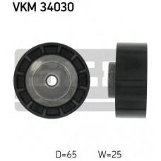 Ролик паразитний (SKF) CITROEN/FIAT/FORD/JAGUAR/PEUGEOT Jumper/Ducato/Transit/X-Type/Boxer