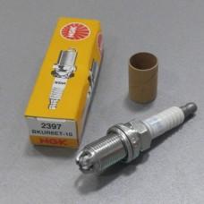 Свеча зажигания BKUR6ET-10 (пр-во NGK) AUDI, SKODA, VW, BMW, BKUR6ET10, 2397