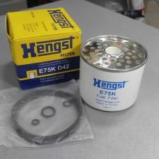 Топливный фильтр (HENGST FILTER) CITROEN JUMPER, PEUGEOT BOXER