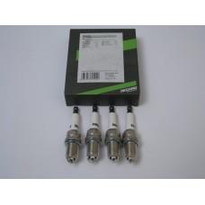 Свеча зажигания к-кт 4 шт. LPG-газ (пр-во DECARO) ВАЗ 2110-2112, 2170-72, 1118, 1.6 16V