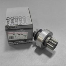 Бендикс стартера А11-3708130, L=61мм (EuroEx) Amulet 1.6i 8V, 1.5i 16V, А113708130