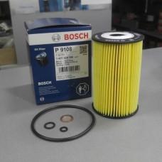 Фильтр масляный (пр-во BOSCH) BMW E30, 36, 46