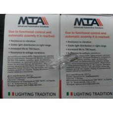 Лампа бесцокольная W5W 2 contact (пр-во MTA) 82150MC1