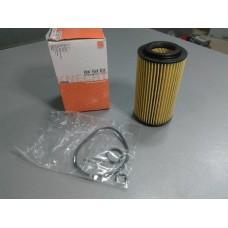 Фильтр масляный (MAHLE) BMW 3 (E46), 5 (E39) 00-05, M47 D20 (204D1)