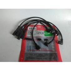 Провода выского напряжения (пр-во Zollex) ZAZ 1102 Таврия 1.1 - 1.2 карб.