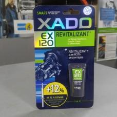 Гель-ревитализант хадо EX120 для КПП и редукторов ХАДО (туба 9мл, упаковка блистер)