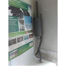 Глушитель выхлопных газов конечный (TEMPEST) DAEWOO LANOS, SENS