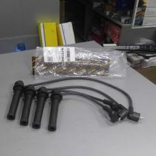 Провода зажигания высоковольтные к-кт (пр-во FITSHI) Chery Tiggo, Fora, Elara, M11 1.6 - 1.8 - 2.0