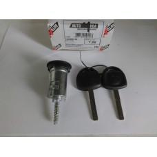 Личинка замка зажигания + 2 ключа 0913653 (пр-во AUTOMEGA) Opel Vectra B