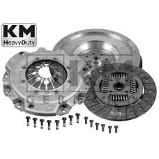 Комплект сцепления + маховик (без выж.) KM Germany SPRINTER (2000г>) 2.2/2.7 CDI VITO 638 2.2 CDI
