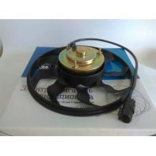 Вентилятор кондиционера Halla (пр-во LUZAR) ВАЗ 1118, 2170