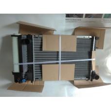 Радиатор охлаждения без A/C 17111712982 (пр-во NISSENS) BMW 5 E34, E36