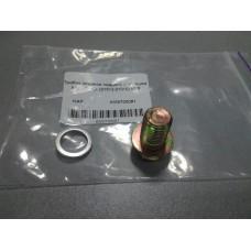 Пробка масляного поддона с кольцом 2151223000, 2151223001 (пр-во KAP) Hyundai, Kia