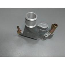 Корпус термостата алюминиевый (КИТАЙ) CHEVROLET CRUZE, OPEL  z16xer, a16xer, z18xer, a18xer, f16d4, f18d4