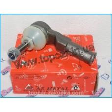 Наконечник поперечной рулевой тяги ASMETAL Kangoo/Clio/Megane 03.96> Пр.