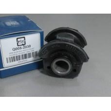 Сайлентблок переднего рычага задний правый 1014000515 (пр-во Q-FIX) Hyundai Accent 94-99, Geely CK, CK2, 54556-22000, 5455622000