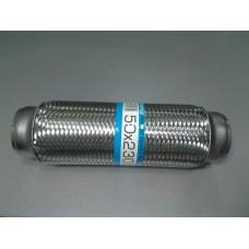 Гофра глушителя, 3-х слойная, EUROEX, 50*230