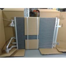 Радиатор кондиционера 976061H601, 97606-1H601 (ASAM) Hyundai I30, Kia Ceed 1.6 CRDI, 2.0 CRDi 06-12