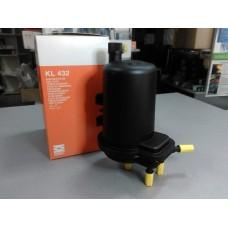 Фильтр топливный (пр-во KNECHT) RENAULT MEGANE II 1.5 DCI 02-