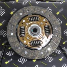 К-кт сцепления без выжимного подшипника под двухмассовый маховик (пр-во STARLINE) Renault Megane     1.5 dci