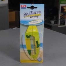 Ароматизатор AIR SURF лимон (Lemon) подвеска с гелем (Doctor Marcus)