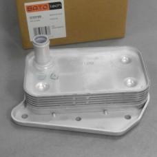 Теплообменник масляный радиатор (пр-во SATO TECH) MERCEDES SPRINTER W901-905 2,2CDI