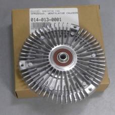 Вискомуфта вентелятора 3 крепления (пр-во ABAKUS) Sprinter 2.2CDI ОМ611. 612 00-06