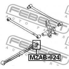 Втулка задняя задней продольной тяги FEBEST Mazda 626