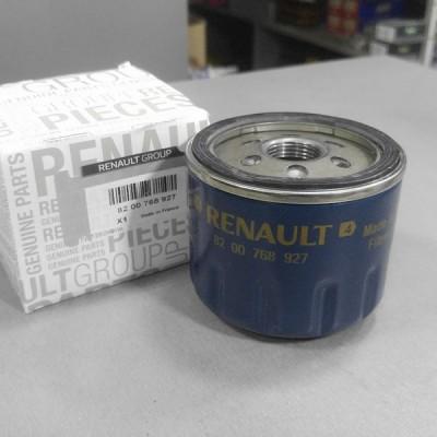 Фильтр масляный 8200768927 (Original RENAULT) RENAULT TRAFIC 1.9 D Kangoo 1.9D/1.5dCi/1.4i/1.6i