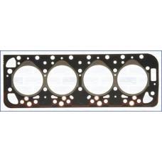 Прокладка головки блоку (AJUSA) Ширина (мм): 177 Диаметр: 96 мм Количество пазов/ отверстий: 4, Ford/Peugeot 2.3D/2.5D XD2/XD3 4K 1.7M
