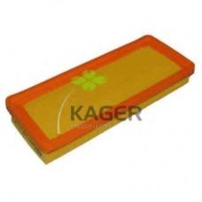 Воздушный фильтр KAGER  Длина: 338 мм Ширина (мм): 135 Высота: 30 мм