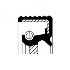 Уплотняющее кольцо, коленчатый вал CORTECO