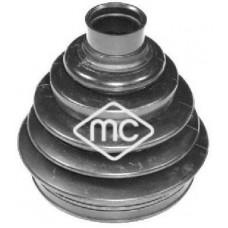 Комплект пылника наружн. METALCAUCHO FIAT DOBLO1.4