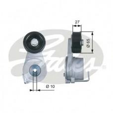 Натяжной механизм с роликом, поликлиновой  ремень GATES  Hyundai SANTA FE