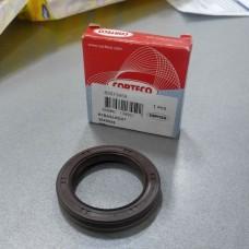 Сальник к/в ВАЗ 2108 передний, Corteco (16012080) коричневый - 2108-1005034
