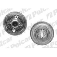 Вискомуфта, вязкостная муфта вентилятора охлаждения (Polcar)