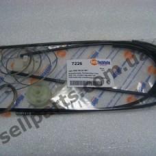 Ремкомплект стеклоподемника Vito(639) 03- левый AUTOTECHTEILE-7226