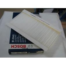 Фильтр салона (пр-во BOSCH) FORD FOCUS/Focus 2 / 98-2007  M2045
