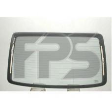 Стекло заднее ЗЕЛ., ОБОГР, АНТЕННА, 1202*681 (XINYI) FPS Chevrolet Aveo рестайлинг 4D Sed (06-), Daewoo Gentra 4D Sed (06-11), Ravon Nexia 4D Sed(15-) 2006-11